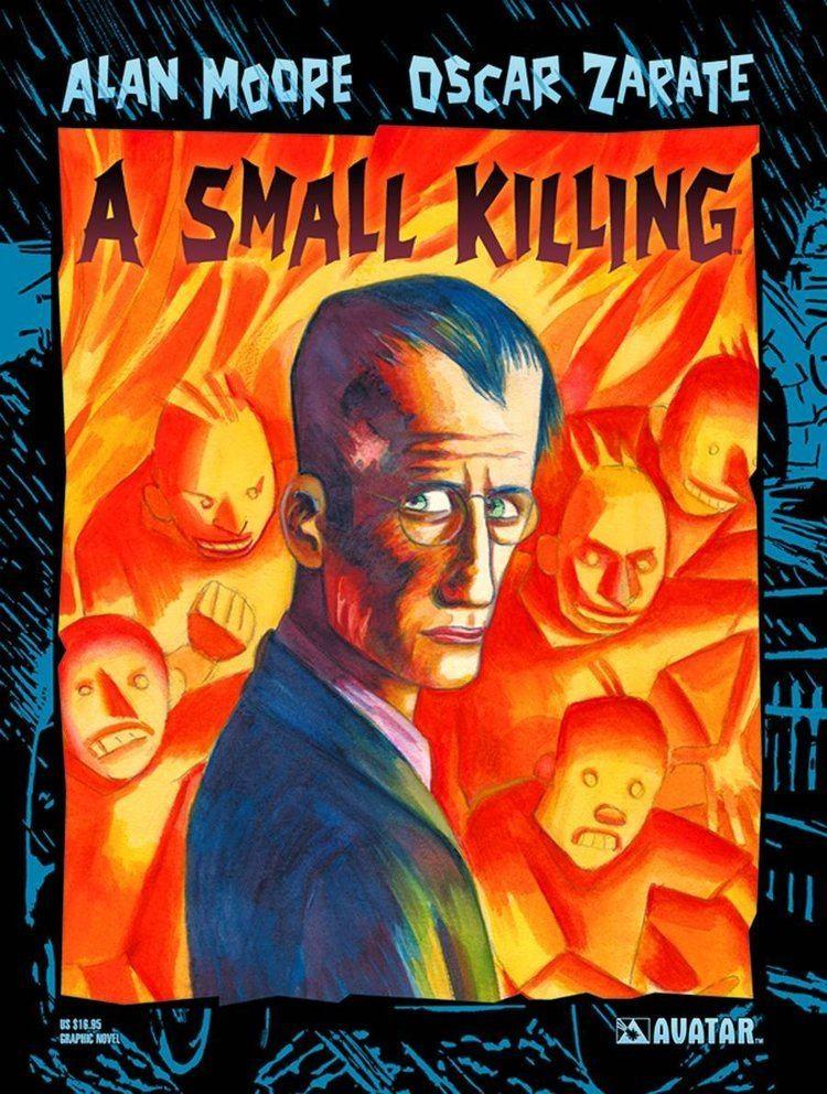 A Small Killing Amazoncom Alan Moore39s A Small Killing TP 0820023016952 Alan
