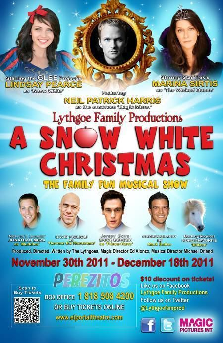 A Snow White Christmas (musical) ATTEN SoCal Kids Auditions For 39A Snow White Christmas39 Are This