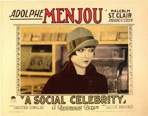A Social Celebrity A Social Celebrity Movie Posters From Movie Poster Shop