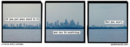 A Softer World A Softer World feed