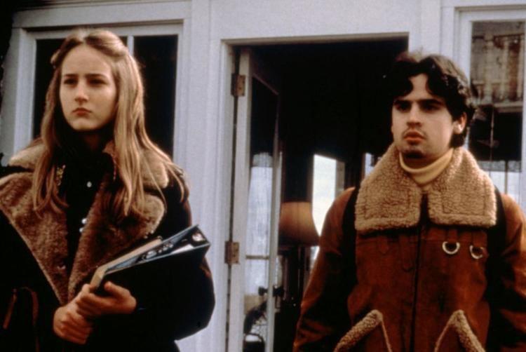 A Soldiers Daughter Never Cries (film) movie scenes A SOLDIER S DAUGHTER NEVER CRIES Leelee Sobieski Jesse Bradford 1998 c
