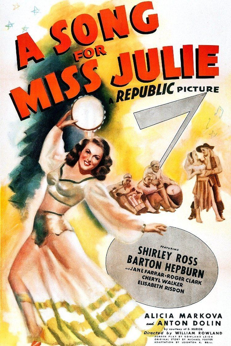 A Song for Miss Julie wwwgstaticcomtvthumbmovieposters92806p92806
