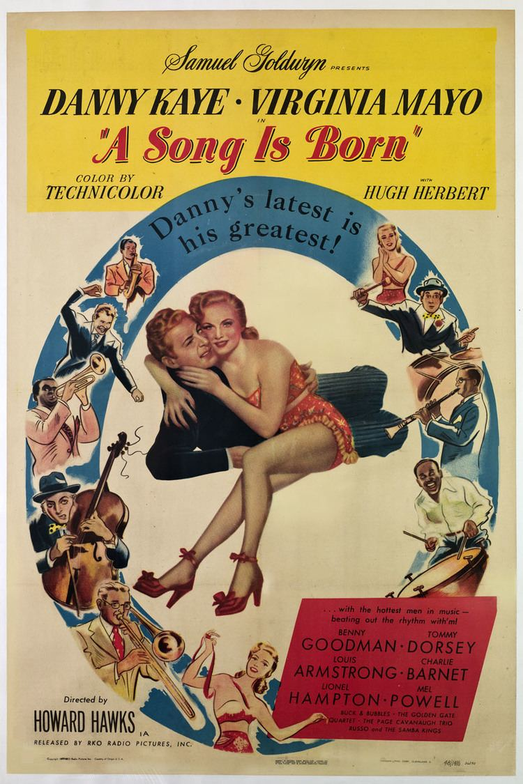 A Song Is Born wwwgstaticcomtvthumbmovieposters295p295pv