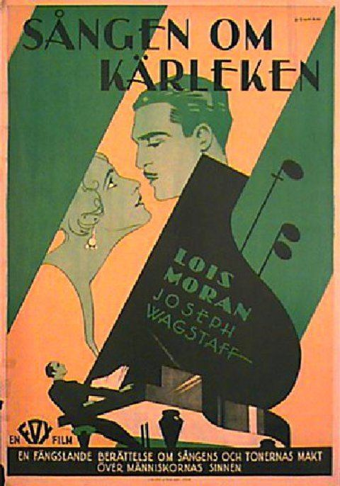 A Song of Kentucky A Song of Kentucky 1929 Swedish B1 Poster Posteritati Movie Poster