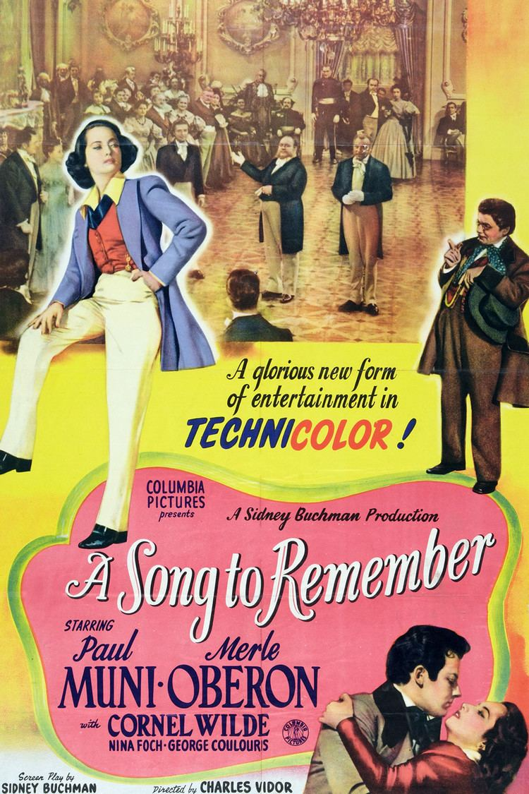 A Song to Remember wwwgstaticcomtvthumbmovieposters3456p3456p
