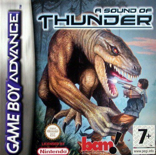 A Sound of Thunder (video game) httpsrmprdseGBAboxart1449jpg