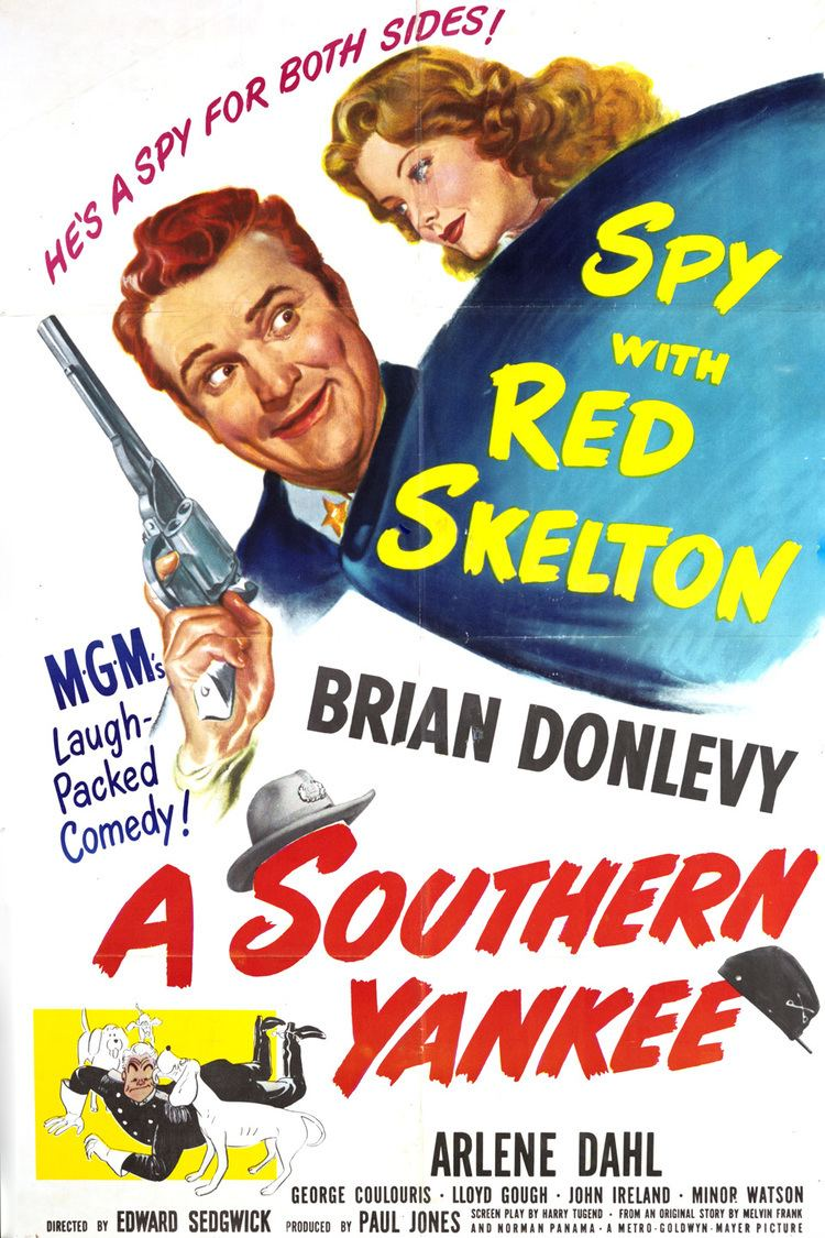 A Southern Yankee wwwgstaticcomtvthumbmovieposters1348p1348p