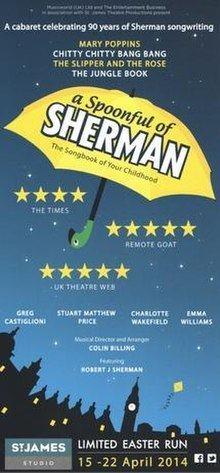 A Spoonful of Sherman httpsuploadwikimediaorgwikipediaenthumb0