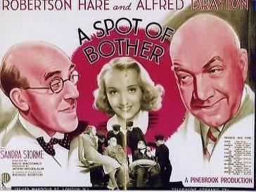 A Spot of Bother (film) movie poster