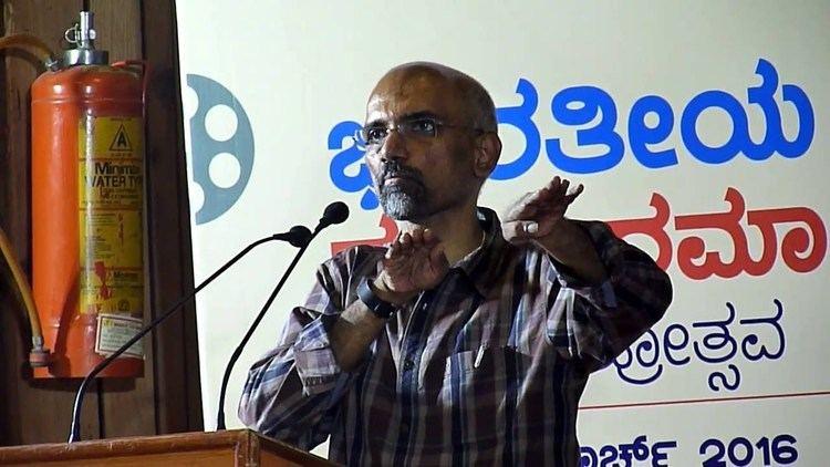 A. Sreekar Prasad National Award Winner Film Editor A Sreekar Prasad talks at Indian