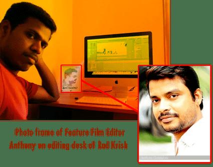 A. Sreekar Prasad Rad Krish First Indian to get Oscar award for editing is CDTV