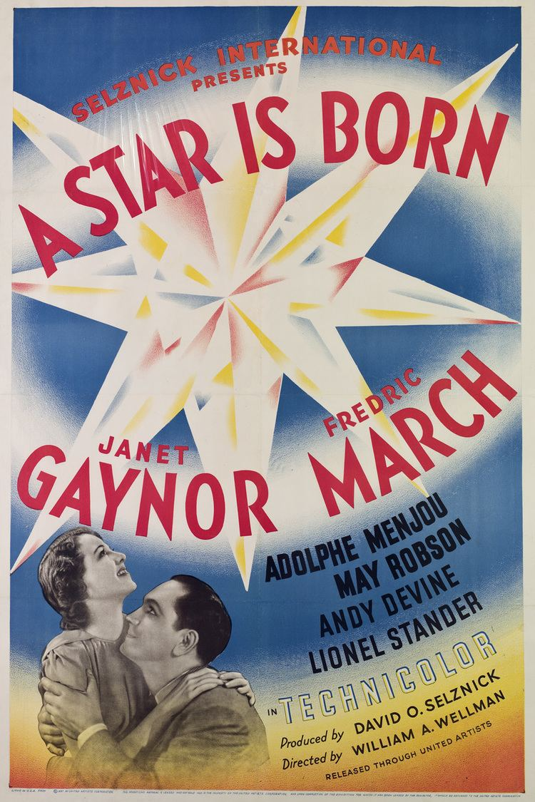 A Star Is Born (1937 film) wwwgstaticcomtvthumbmovieposters2547p2547p