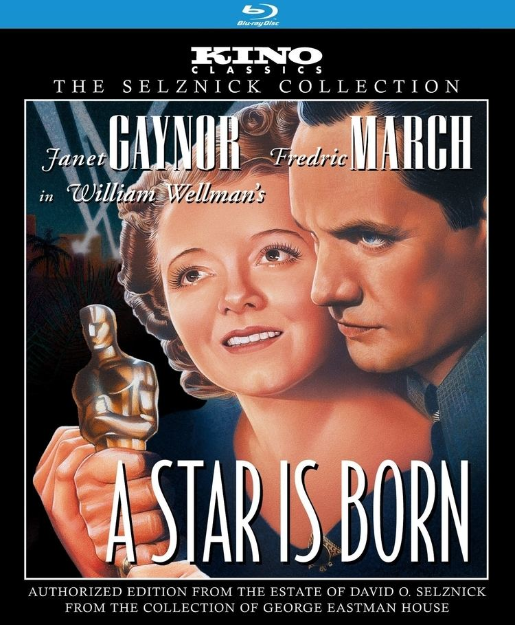 A Star Is Born (1937 film) A Star is Born Bluray