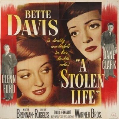 A Stolen Life (1946 film) A Stolen Life 1946 movie poster 715507 MoviePosters2com