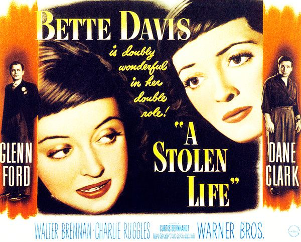 A Stolen Life (1946 film) Review of Bette Davis in A Stolen Life 1946