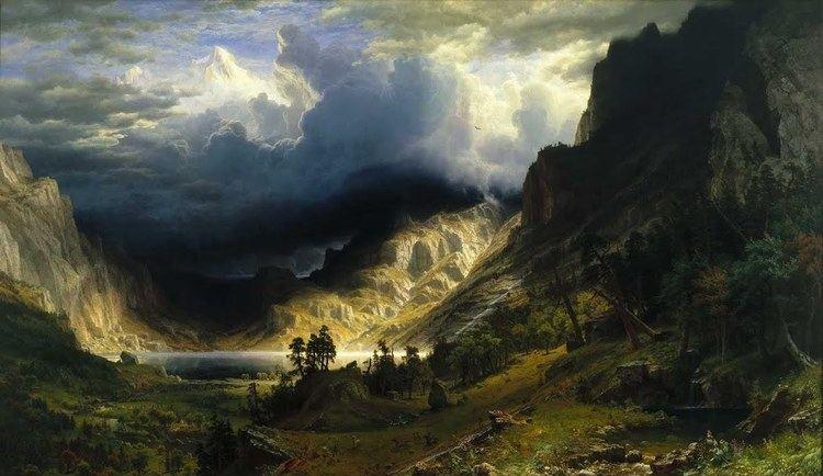 A Storm in the Rocky Mountains, Mt. Rosalie lh6ggphtcomJfBOoZbgltgJdgK8woT0UVGEZ9xdQ8oHAugx