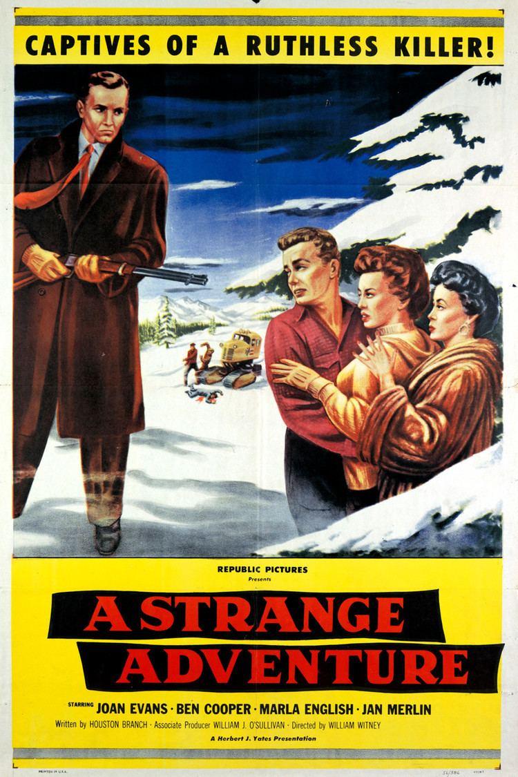 A Strange Adventure wwwgstaticcomtvthumbmovieposters39950p39950