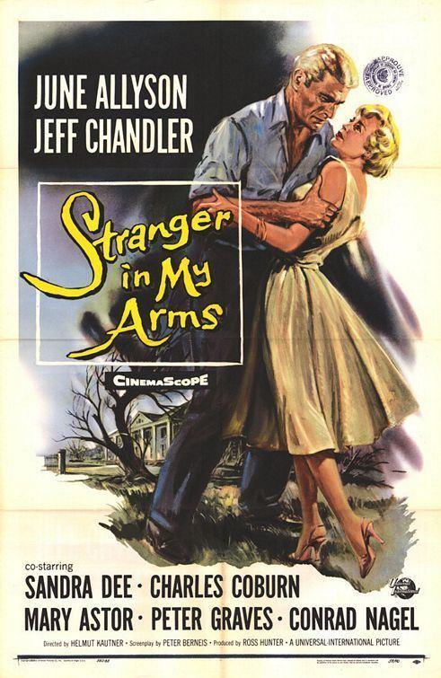 A Stranger in My Arms A Stranger in My Arms Movie Poster IMP Awards