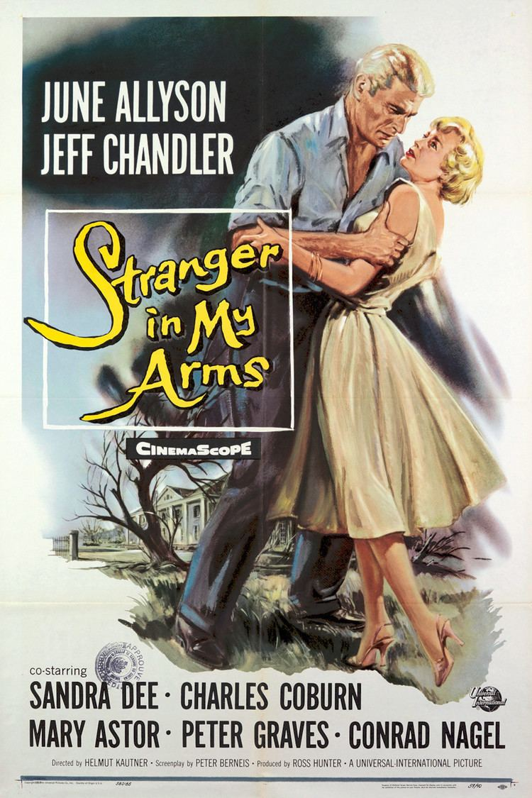 A Stranger in My Arms wwwgstaticcomtvthumbmovieposters37900p37900