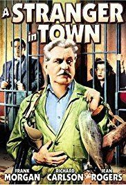 A Stranger in Town (1943 film) httpsimagesnasslimagesamazoncomimagesMM