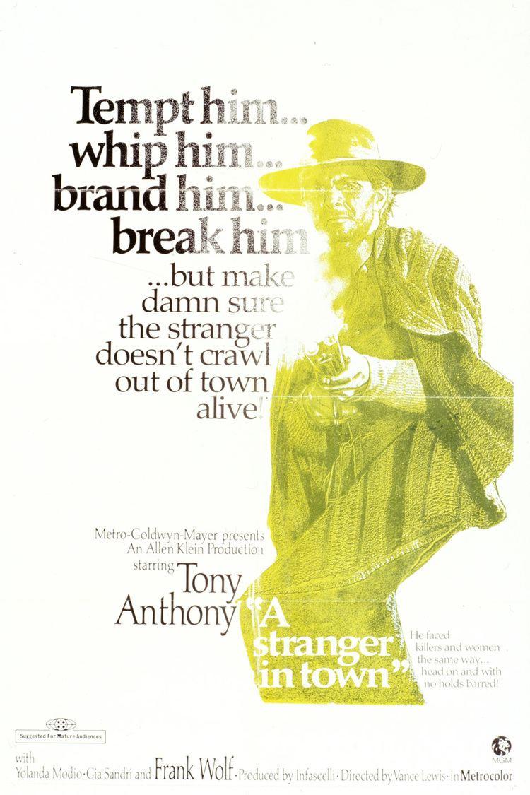 A Stranger in Town (1967 film) wwwgstaticcomtvthumbmovieposters11812p11812