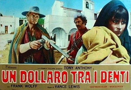 A Stranger in Town (1967 film) Fistful of Pasta Stranger in Town A