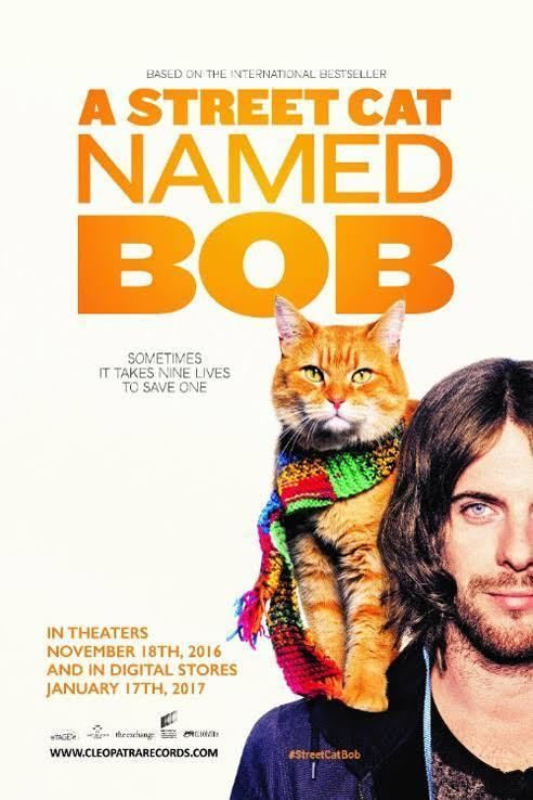 A Street Cat Named Bob (film) t3gstaticcomimagesqtbnANd9GcSc4gOGDtovL1p25