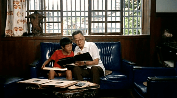 A Summer at Grandpa's A Journal of Film A Summer at Grandpas Hou Hsiaohsien 1984