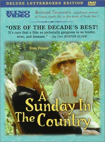 A Sunday in the Country Amazoncom A Sunday in the Country Deluxe Letterboxed Edition