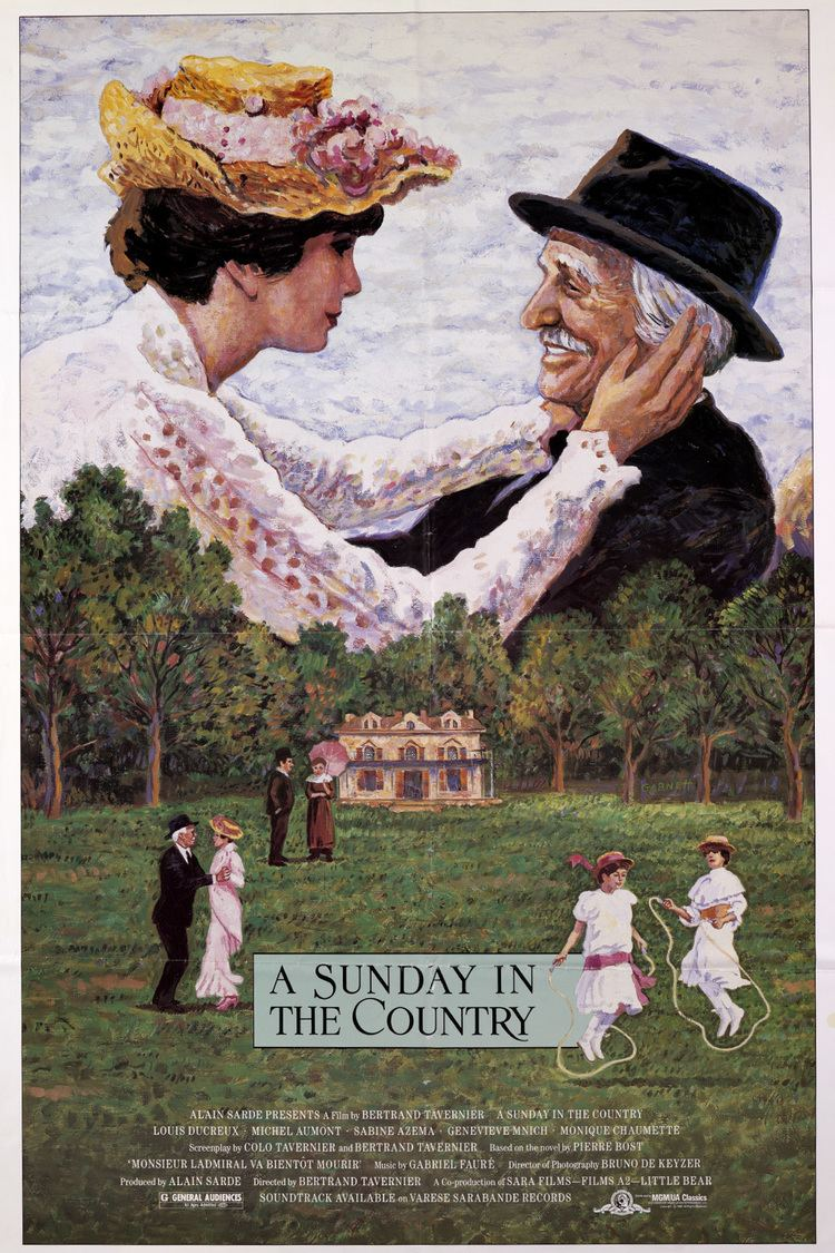 A Sunday in the Country wwwgstaticcomtvthumbmovieposters12340p12340