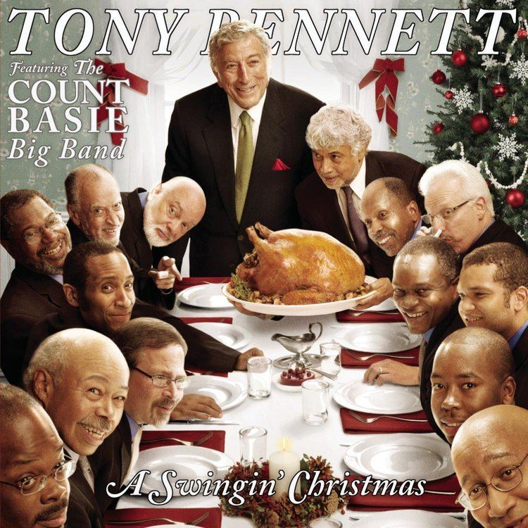 A Swingin' Christmas (Featuring The Count Basie Big Band) httpsimagesnasslimagesamazoncomimagesI8