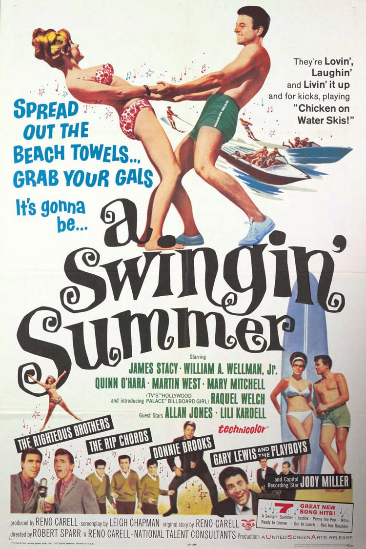 A Swingin' Summer wwwgstaticcomtvthumbmovieposters1343p1343p