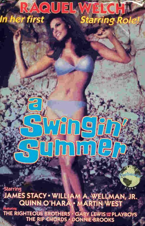 A Swingin' Summer A Bills Bizarre Bijou Classic A SWINGIN SUMMER 1965 Cinema