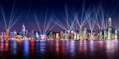 A Symphony of Lights A Symphony of Lights Harbour Cruise Hong Kong Tourism Board