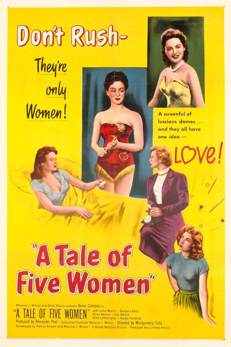 A Tale of Five Cities wwwgstaticcomtvthumbmovieposters4598p4598p