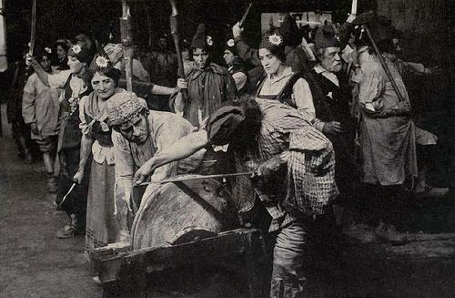 A Tale of Two Cities (1911 film) A Tale of Two Cities 1911 and 1917 Movie classics