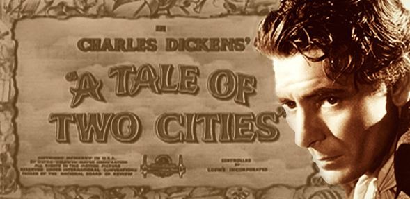 A Tale of Two Cities (1935 film) Ronald Colman in A Tale of Two Cities 1935