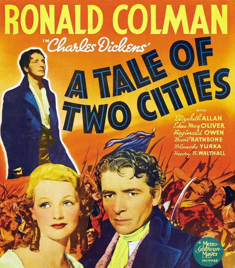 A Tale of Two Cities (1935 film) A Tale of Two Cities 1935
