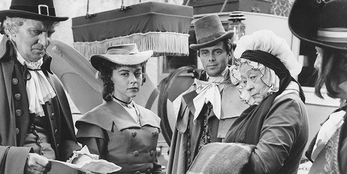 A Tale of Two Cities (1958 film) The Pilgrims Podcast A Tale of Two Cities 1958