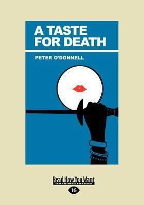 A Taste for Death (O'Donnell novel) t1gstaticcomimagesqtbnANd9GcSSCd7tofmytY0fai