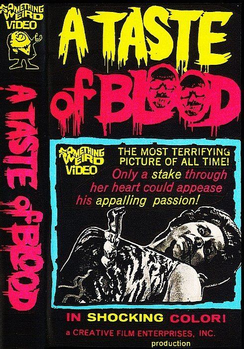A Taste of Blood A Taste of Blood the movie