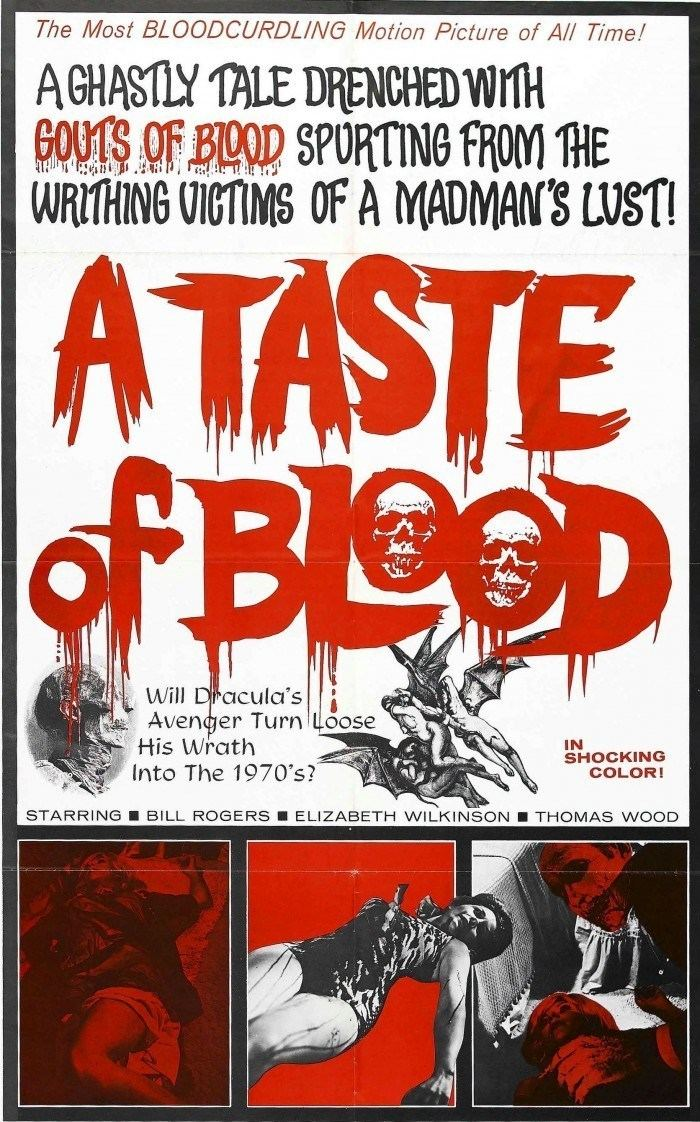 A Taste of Blood 57 A Taste of Blood 1967 The House Of Stuff