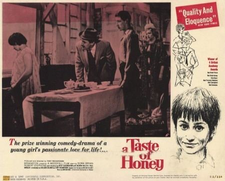 A Taste of Honey (film) A TASTE OF HONEY A CRITICAL ANALYSIS Celebrating Films of the