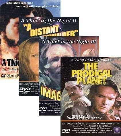 A Thief in the Night (film) A Thief in the Night 4 Pack DVD