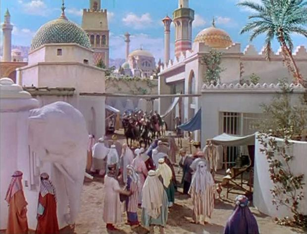 A Thousand and One Nights 1945 film Alchetron the free social