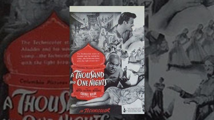 A Thousand And One Nights 1945 YouTube