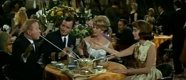 A Ticklish Affair 1963 Silver Scenes A Blog for Classic Film