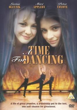 A Time for Dancing movie poster