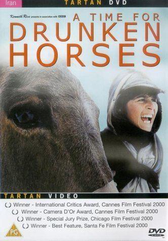 A Time for Drunken Horses A Time For Drunken Horses DVD 2001 Amazoncouk Ayoub Ahmadi