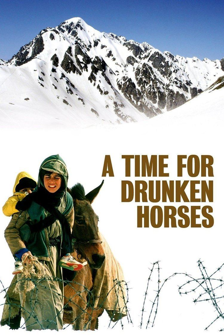 A Time for Drunken Horses wwwgstaticcomtvthumbmovieposters26463p26463